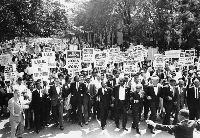 "Million Man March"" in 1963!"
