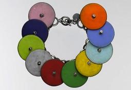 polka dot bracelet
