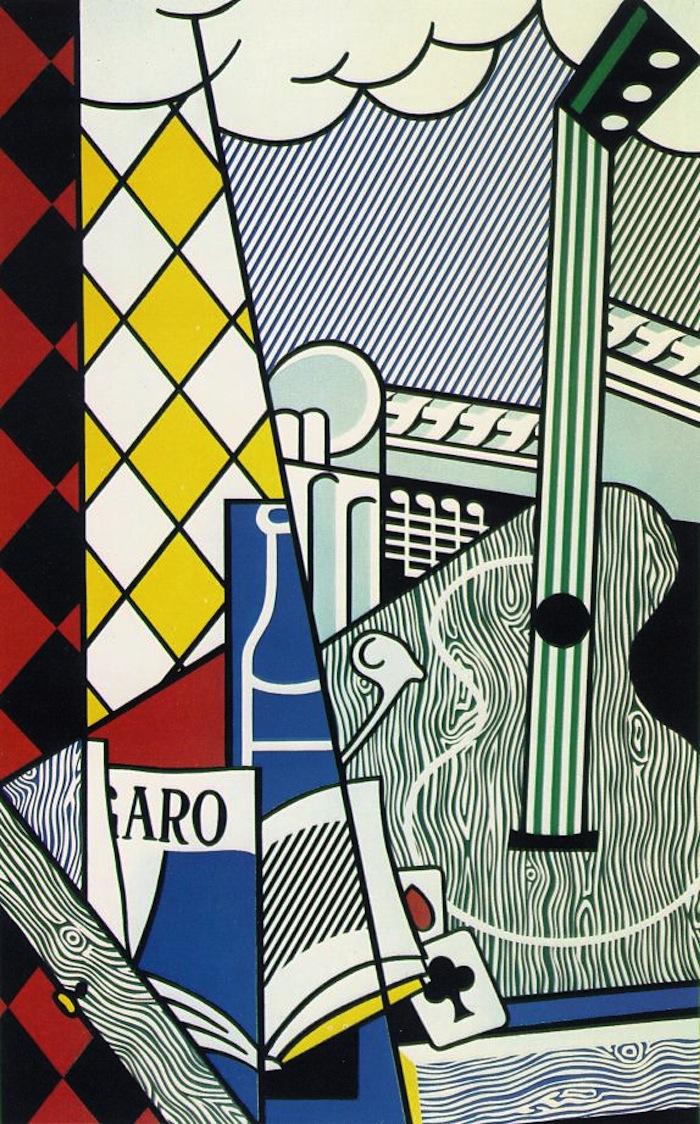 Pop art history big things - Roy lichtenstein pop art ...
